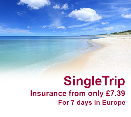 TravelBag Single Trip travel Insurance