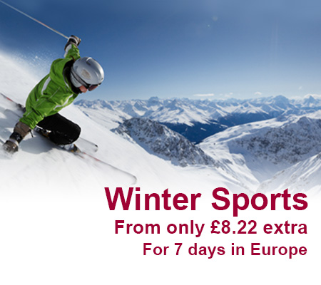 TravelBag Winter Sports travel Insurance